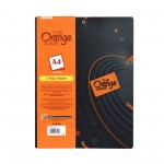 Teczki ofertowe Mintra ORANGE 3 Flap Folder