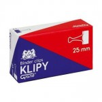 KLIPSY BIUROWE GRAND 25 MM