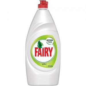 Płyn do mycia naczyń FAIRY Apple 900 ml
