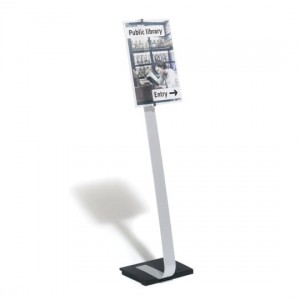 tablica informacyjna A3 CRYSTAL SIGN stand A3 481923