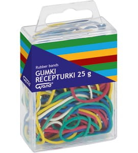 Gumka recepturka 25 g mix T4 Grand