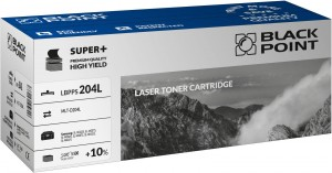 Toner Black Point Super Plus-Samsung Sam MLT-D204L